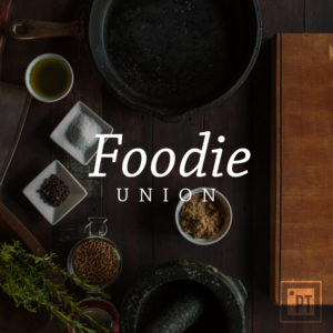 Foodie Union • for foodies