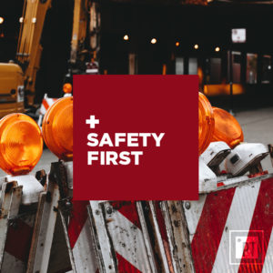 Safety First • for emergency preparedness
