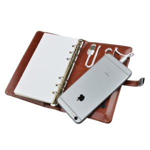 Power+ Mini Notebook with Flash Drive