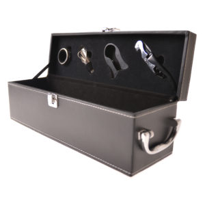 HME05840 Wine box with tool set-1