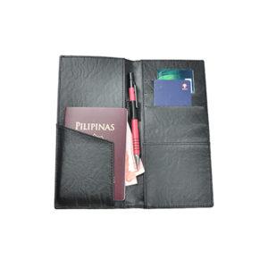BAG08173 Passport and Boarding Pass Wallet