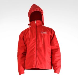 CLO03929 Reversible Jacket with Hood
