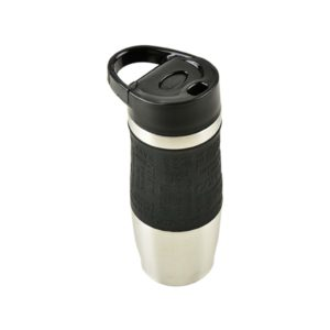 DRW04450 Stainless Tumbler with Carabiner Hook