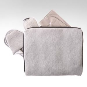 HME05873 Travel Sleeping Essentials in Zipper Bag