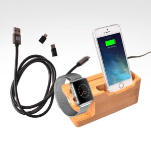 PTX08386 Gadget Dock and Roan Charging Cable Set-1