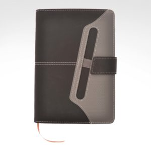 STA08374 Non Dated Planner in Leatherette Cover