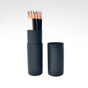 PEN08521_Pencil Set in Cylindrical Case