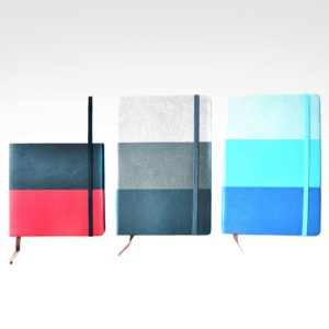 STA08433_Notebook with Fabric Cover