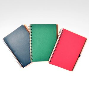 STA08489_Leather Covered Notebook