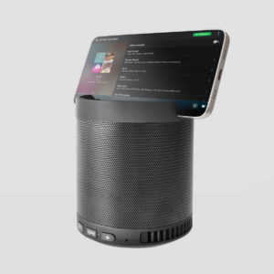 ELC08612 Bluetooth Speaker with Phone Mount