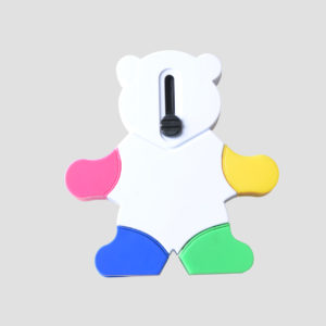 CMP08622 Bear Shaped Hilighter