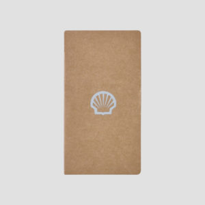 STA03886 Recycled Notepad with Pen