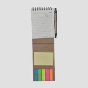 STA4416 Recycled Mini Notebook with Pen_b