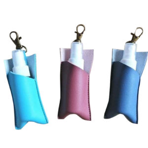 sanitixing leatherette pouch 4